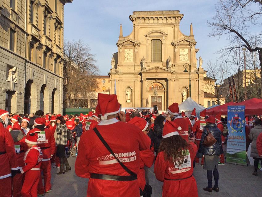 Babbo running 2014 - Natale15