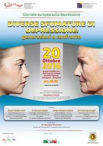 Giornata Europea sulla Depressione