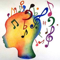 cervello musica